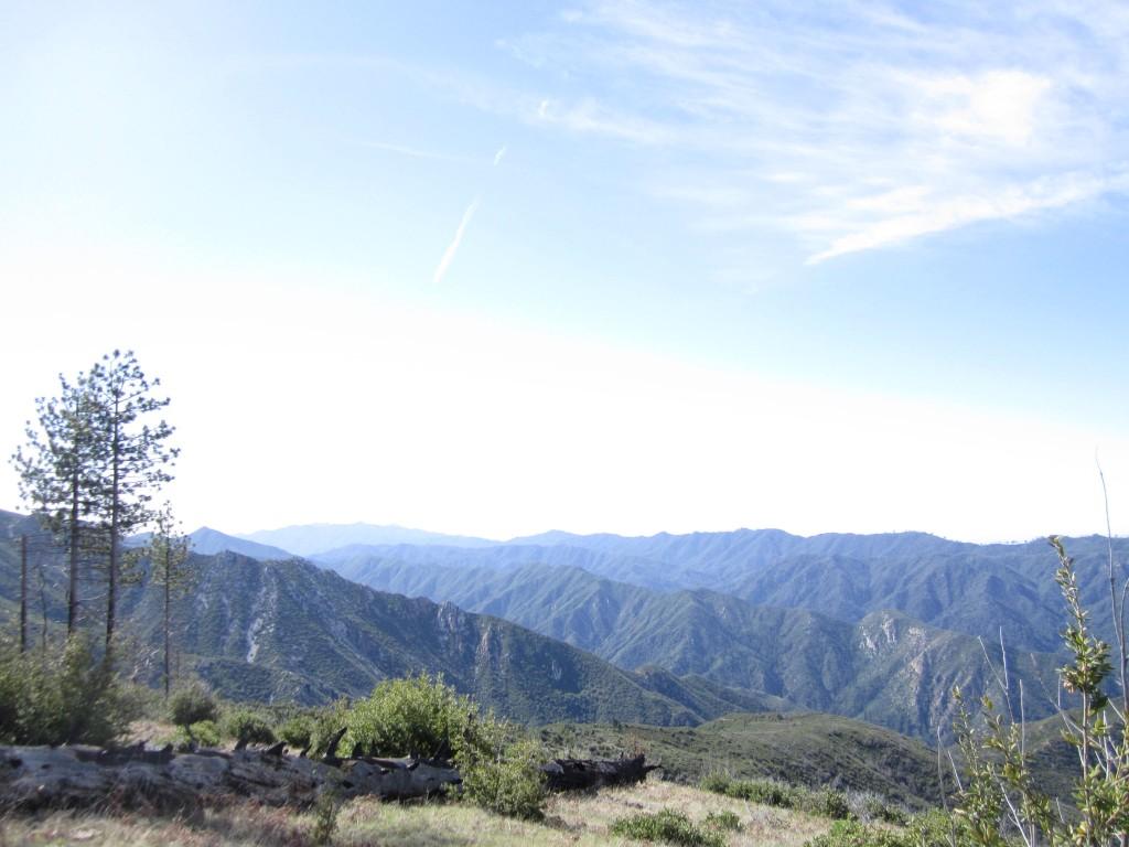 A vista from Pine Ridge