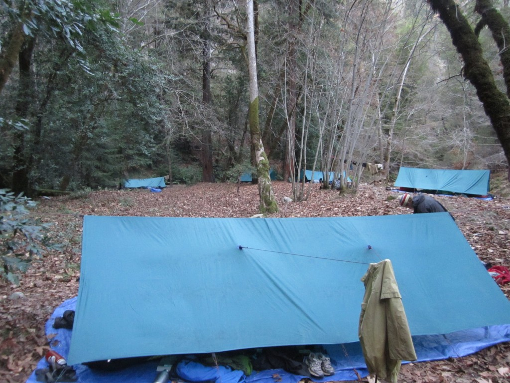 Group Shelters